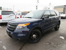 Ford: Explorer FWD 4dr
