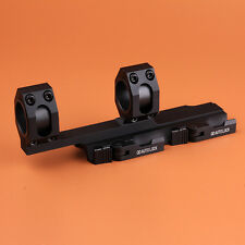 Hunting Tactical Scope Weaver Picatinny Rings QR Extended Cantilever QD Mounts