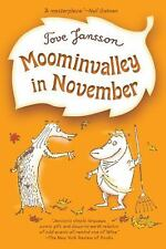 Moomins: Moominvalley in November 8 by Tove Jansson (2010, Paperback)