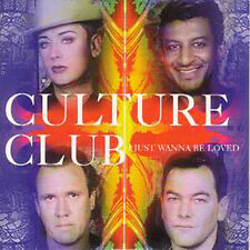 ★☆★ CD Single CULTURE CLUB I just wanna be loved Promo 1-Track CARDSL NEW  ★☆★