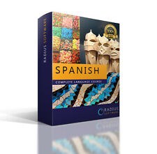 Spanish Language Course. Learn Spanish with Ease. 60+ Hours Audio 2000+ pages