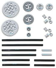 LEGO 26pc Technic gear & axle set (Mindstorms nxt pack robot rcx lot Building)