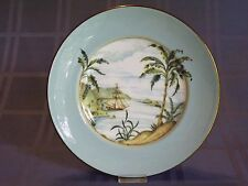 """LENOX British Colonial Tradewind Accent Luncheon Plate 9.5"""" - NWT - Made in USA"""
