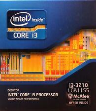 Intel BX80637I33210 SR0YYCore i3-3210 Processor 3MCache, 3.20 GHz New Retail Box