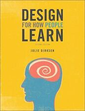 Voices That Matter: Design for How People Learn by Julie Dirksen (2015,...