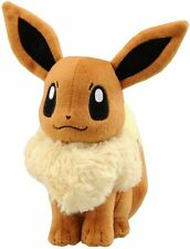 Hot 20cm Pokemon Pocket Monster Eevee Soft Plush Toy Stuffed Doll Gift