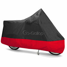 L Red Waterproof Motorcycle Cover Fit Suzuki Katana GSX 600 650 750 1100 GS1000
