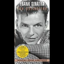 The Collection [Box Set] [Long Box] by Frank Sinatra (CD, May-2004, 3 Discs,...