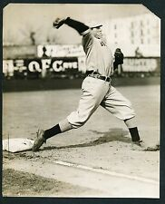 1910 HARRY LORD Red Sox PAUL THOMPSON Vintage Baseball Photo
