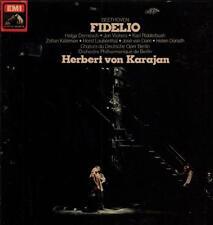 "Beethoven(2x12"" Vinyl LP Box Set)Fidelio-EMI-C 167 43064/5-France-1971-G+/NM"