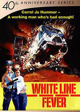White Line Fever DVD  40th Anniversary Series Jan-Michael Vincent, Kay Lenz