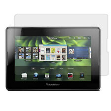 3X Clear LCD Screen Protector for Blackberry Playbook