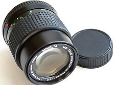 MINOLTA MD TELE ROKKOR-X 135mm f3.5 for mirrorles cameras JAPAN GREAT