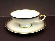 Plankenhammer Germany Cup and Saucer Vintage Cup and Saucer Mid Century Modern