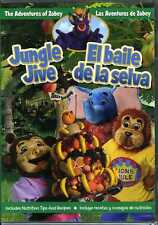 Jungle Jive - El Baile de la Selva - Children's DVD _ Zobey _ active healthy