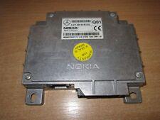 2004 MERCEDES W220 CLASE S / CTEL (INTERFAZ) UNIDAD DE CONTROL 211 820 64 85