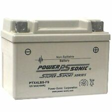 BATTERY NAPA 740-1865 REPLACEMENT  12V 3AH 35CCA FACTORY SEALED PTX4LBS-FS