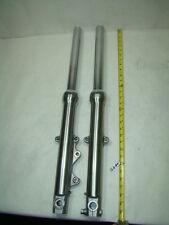 Harley 39mm front end fork legs + tubes FXR Dyna Sportster XL FXD FXLR EPS16640