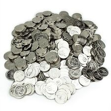 200 BRAND NEW Pachislo Skill Stop Home Slot Machine Silver Double Cherry Tokens