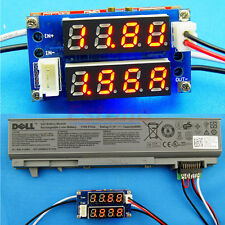5A Ammeter  Module Adjustable Power CC/CV Step-down Charge LED Driver Voltmeter