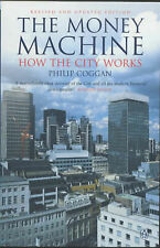 The Money Machine: How the City Works (Penguin Business Library), Philip Coggan