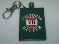 VB Victorian Custom Match Survival Flint Cigarette Lighter Fire Gift Key Ring