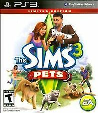 The Sims 3 Pets PS3! DOG, CAT, FAMILY FUN GAME! HUNT, EXPLORE, DISCOVER TREASURE
