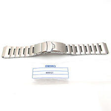 SEIKO MONSTER Watch Bracelet Strap ORIGINAL Band Mens Stainless Steel 20mm S55A