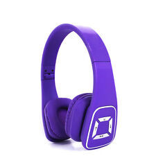 Foldable Wireless Bluetooth Stereo Headphone TF Card Player FM for iPhone PC