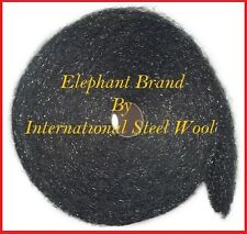 25 lb Case Steel Wool Rolls, Grade #2 Medium Coarse