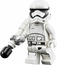 LEGO STAR WARS FIRST ORDER STORMTROOPER with BATON MINIFIG 75139 new