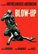 BLOW- UP 1966 (DVD) DRAMA MURDER MYSTERY