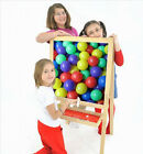 100pcs Kids Baby Colorful Soft Play Balls Toy for Ball Pit Swim Pit Ball Pool