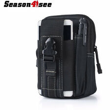 Utility Molle Waist Pack Fanny Phone Pouch Belt Bag  Case Running Outdoor Sports