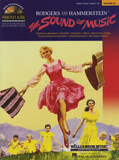 The Sound of Music Piano Play-Along Sheet Music Book with CD