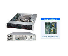 *NEW* SuperMicro SSG-2027R-AR24NV 2U Server with X9DRH-iF-NV Motherboard