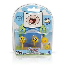 Adventure Time Jake Earbuds, NEW by Jazwares