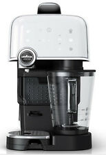 Lavazza LVZ10080231 Italian Fantasia + Espresso Coffee Maker Machine, Ice White