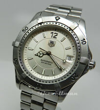 Mens Authentic Swiss Made TAG Heuer Professional 2000 WK2116 Automatic Watch
