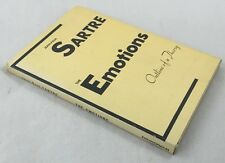 1948 Philosophical Library Jean Paul Sartre The Emotions Outline of a Theory