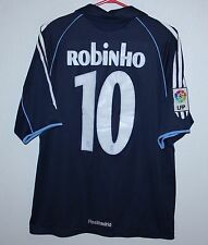 Real Madrid Spain away shirt 05/06 #10 Robinho Adidas KIDS Size 34/36