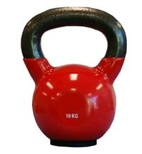 10KG Kettlebell - Cast Iron Vinyl coated - AUS SELLER