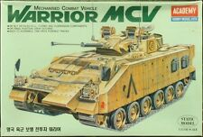 Academy 1:35 Mechanised Combat Vehicle Warrior MCV Plastic Model Kit #1365