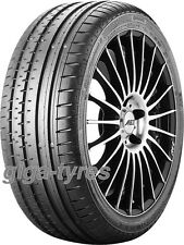 SUMMER TYRE Continental SportContact 2 215/45 R17 87V MO BSW með FR
