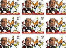 2004 - DR. SEUSS - #3835 Full Mint -MNH- Sheet of 20 Postage Stamps