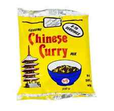 Genuine Chinese Curry Sauce Mix Powder, takeway style add chicken, veg or beef