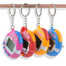 Hot Cyber Tamagotchi Solid Color Child Pet Game Electronic Pet Game Pet Toy New