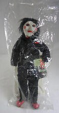 SAW Billy The Puppet Plush Doll Neca (Unopened)