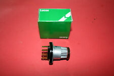 GENUINE LUCAS IGNITION SWITCH LU30608 TWO POSITION TRIUMPH BSA NORTON AJS