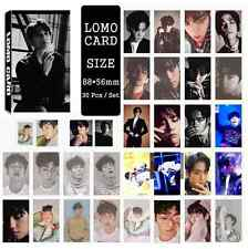 30pcs /set Cute Kpop EXO BAEKHYUN EX'ACT Photo Picture Poster Lomo Cards